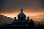 Церква в Карпатах