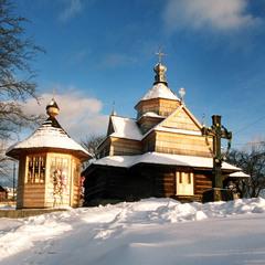 Церква Різдва Богородиці у Ворохті