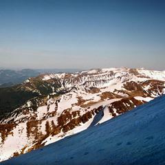 Чорногірський гірський масив у Карпатах