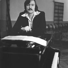Композитор Володимир Івасюк (1976 рік)