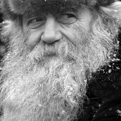 Біла борода