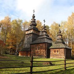 Лемківська церква святих Ольги та Володимира у Шевченківському гаю ( Львів)