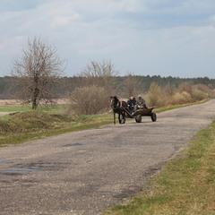 Дорога у весну...