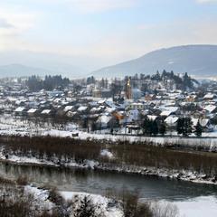 Бойківське село