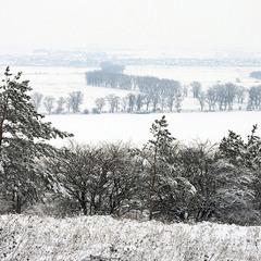 Зимова далечінь