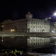 Ночная архитектура