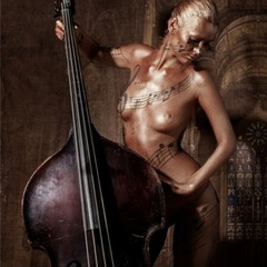 Менуэт (муза Моцарта)