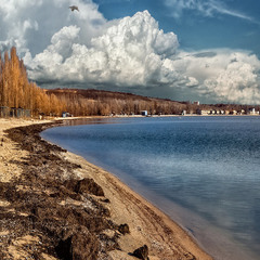 Осенний берег