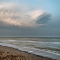 Вечер у моря