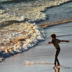 Игривая волна