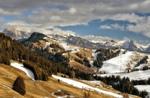 Когда в Альпах дефицит снега