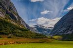Норвежское лето
