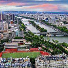 Как не любить тебя, Париж...