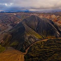 Iceland - symphony of nature