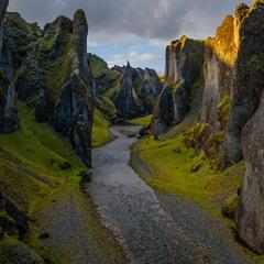 Fjadrargljufur – Iceland's Epic Canyon