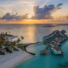Доброе мальдивское утро