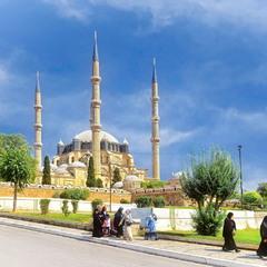 Эдирне — Вторая столица Османской империи