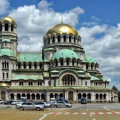 Софийский храм Александра Невского