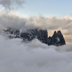 Обласканные облаками