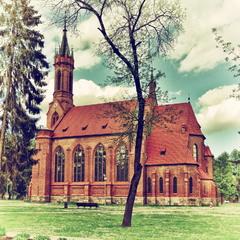 Mergelės Marijos Škaplierinės bažnyčia