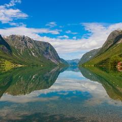 Зеркало норвежской души