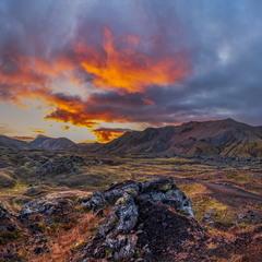 Цвета Исландии