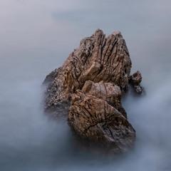 Boiled rock