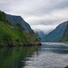 Суровое норвежское лето