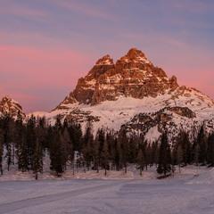 Тихий Альпийский вечер