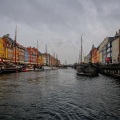 Непогода в Копенгагене