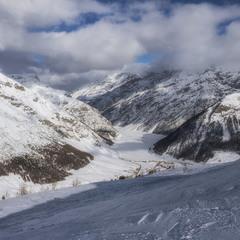 Зима в Ливиньо