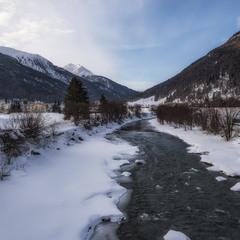 Цернец, река Инн