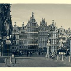 Антверпен, Большая площадь
