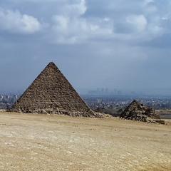 Тучи над Каиром