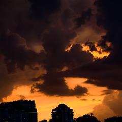 Небо Одессы