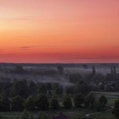 Туманне сяйво Пiвночi