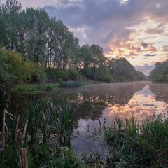 Ранкове озерце