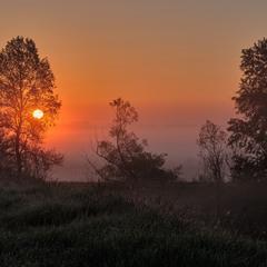Таємність світанку