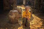 Балийская бабушка