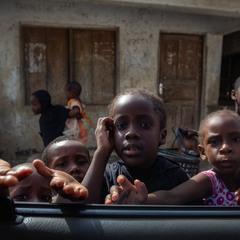 Дети Занзибара