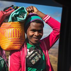 Дети Мадагаскара