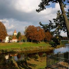 Осень в городе моём