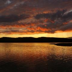 Сахалинские закаты.