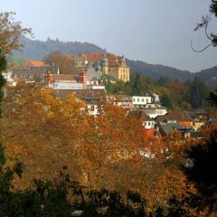 Баден-Баден. Ноябрь