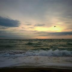Черноморск. Последний день осени