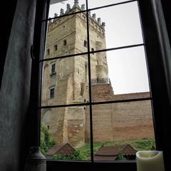 Спогади про Луцький замок