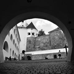 В старовинному замку