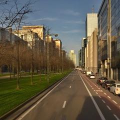 Вулицями Брюсселю