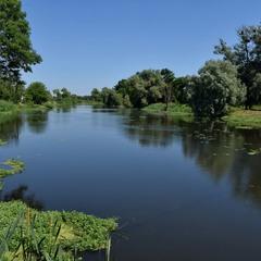 Наша річка невеличка, називається Іква