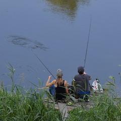 З днем рибалки.